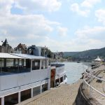 Boat cruises on the river Meuse, from Namur