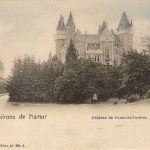Faulx-les-Tombs Castle, in Namur