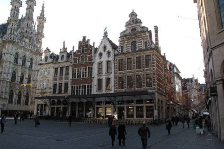 Leuven in one day