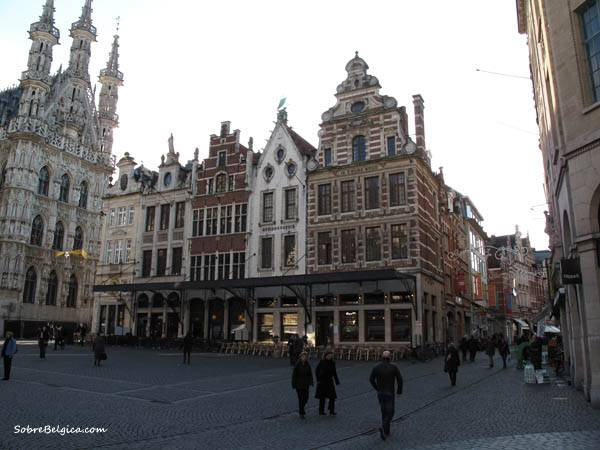 Grote Markt of Leuven